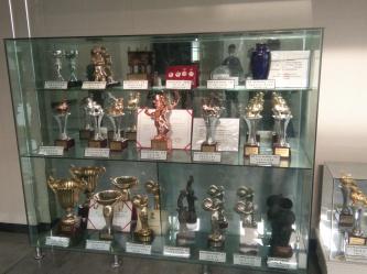 Look at the awards!!