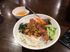 Lots of food to try in Vietname