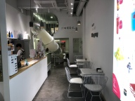 Kids will love this cafe!