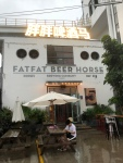 Live music bar, fatfat beer house in Xiamen