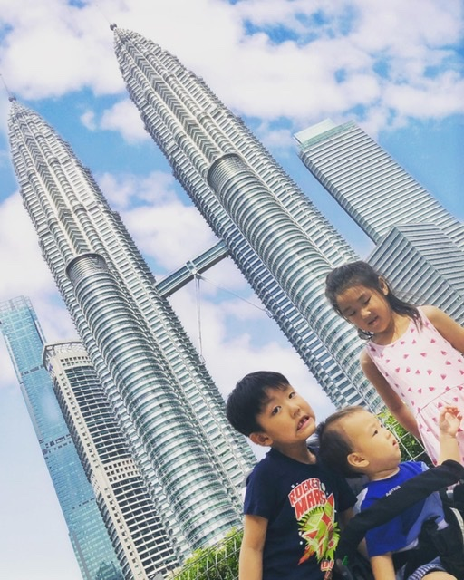 Petrona twin tower