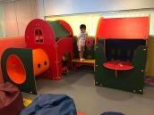 Playground at the shangrila raya sayang resort