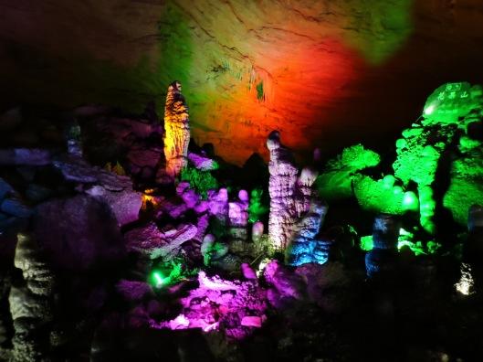 Yellow dragon cave, Zhangjiajie