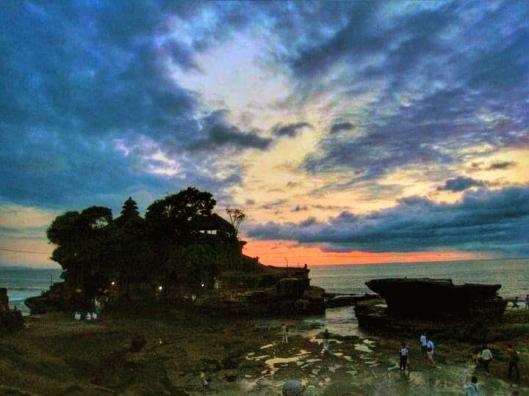 Tanah lot of Bali
