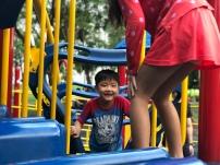 west coast park playground
