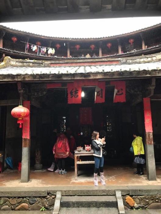 Fujian tuluo in China.