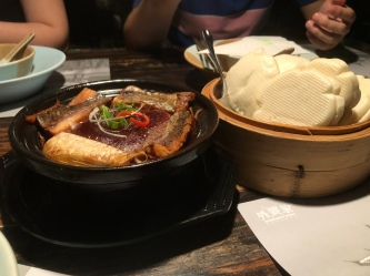 Explore the restaurants at Zhongshan Lu