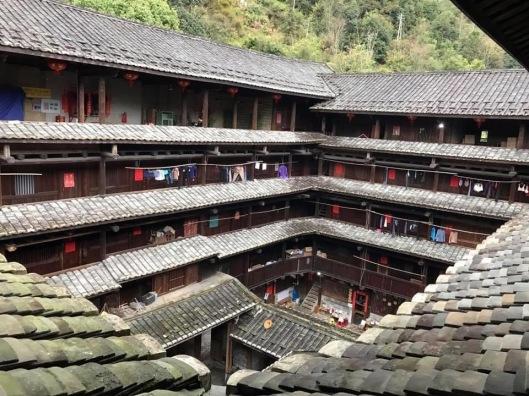 Rectangular Fujian tuluo.