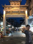 Explore the side streets at Zhongshan Lu