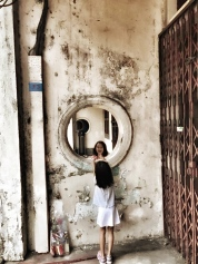 These walls are found only in Malacca