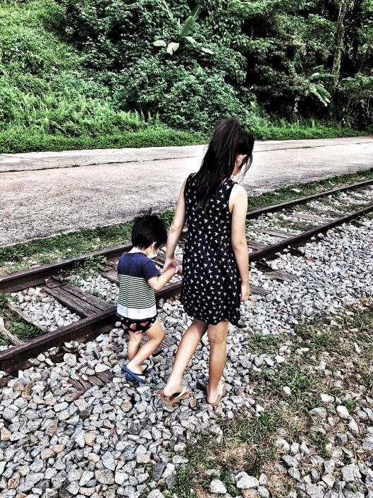 ktm railway track