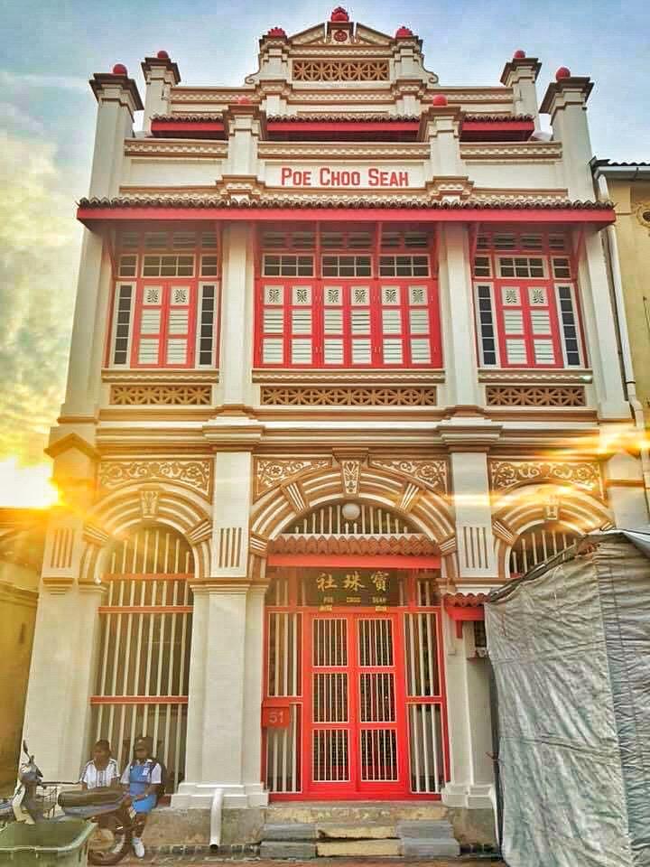 Peo Choo Seah building in Penang